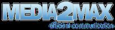 Media2Max Logo